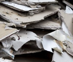 Plaster Board Recycling